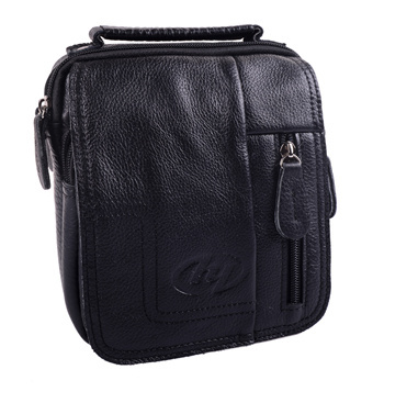Men's Genuine Leather Vintage Shoulder Messenger Bag male Casual multifunction Small Crossbody Flap hangbag man Messenger Bags 2