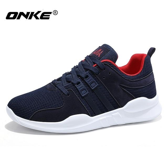 Été Flyknit Tendance Chaussures de loisirs Chaussures respirantes de sport pour Hommes Chaussures de course Chaussures lèger LbkzFyK4