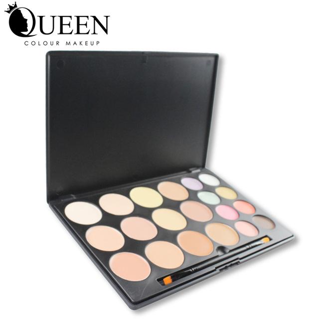 Profesional 20 Colores de Concealer palette Colorido Corrector Fundación Corrector Mejor Calidad