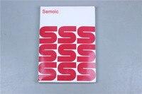 Semoic 5X 100 татуировочный термографический трафарет передачи копир Бумага A4
