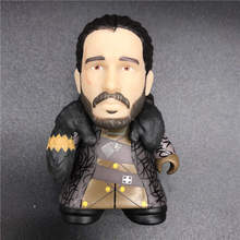 Game of Thrones JON SNOW Character model toy Limited collection  Doll Vinyl Action Figures Collectible game of thrones jon snow character model toy limited collection doll vinyl action figures collectible