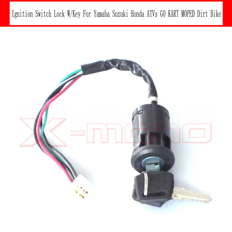 4 wires font b Ignition b font font b Switch b font font b Key b yamaha key switch wiring diagram yamaha wiring diagram instructions yamaha key switch wiring diagram at bayanpartner.co