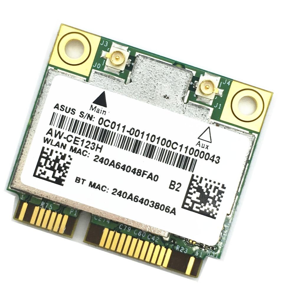 BCM94352HMB 802.11ac 867Mbps Dual-band 2.4&5G AC Bluetooth 4.0 BT4.0 WiFi Wireless Card For Hackintosh