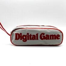 Путешествия Портативный Rummikub Израиль маджонг цифровой настольная игра для 4 игроков, размер 2*2,8 см