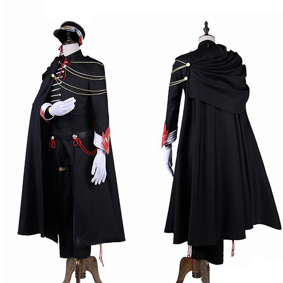 Cosplay Japanese anime CODE GEASS Lelouch of the Rebellion Lelouch Lamperouge /Lelouch v Britannia military uniform Cos Clothes
