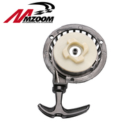 FREE SHIPPING MZOOM Aluminum Alloy Pull Starter Easy To Pull Fit 47cc 49cc 2 Stoke Mini