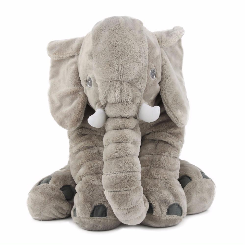Cozfay Free Dropshipping 60cm Giant Elephant Stuffed