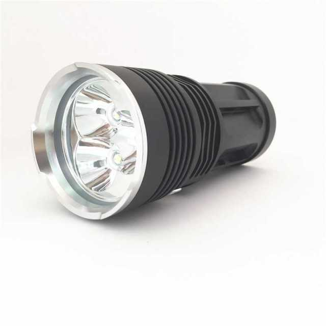 krachtige led zaklamp 6000 lumen zaklamp 3x xm l led t6 4x18650 batterij zaklamp