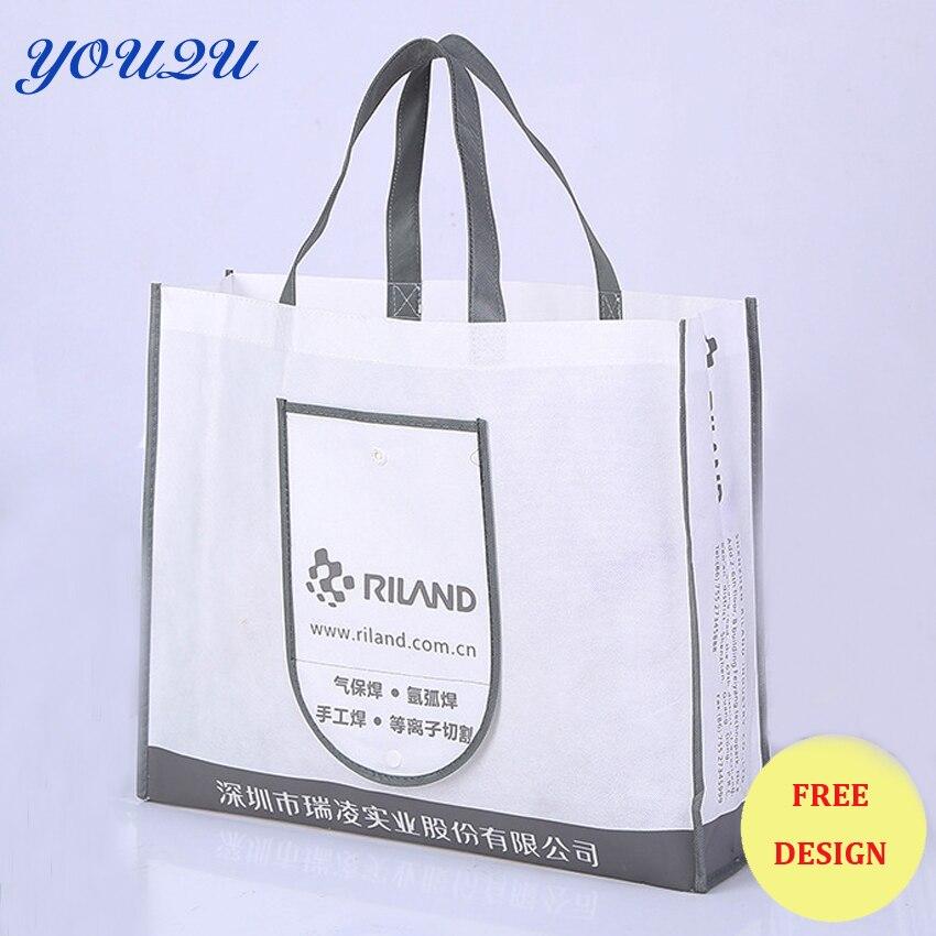 Экологичная Нетканая Складная хозяйственная сумка, Нетканая складная сумка, складная сумка+ escrow принимаются