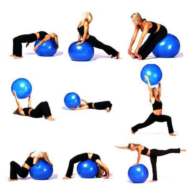 Famous Meilleure vente 65 cm exercice aérobie boule pour GYM YoGa Pilates  ZR95