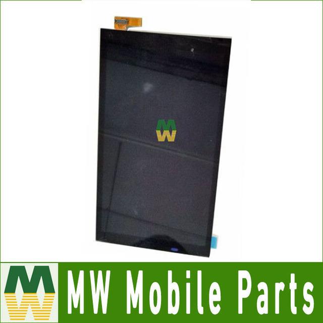 1 pc/lote para htc e9s e9sw e9st display lcd + touch screen assembléia completa digitador cor preta frete grátis