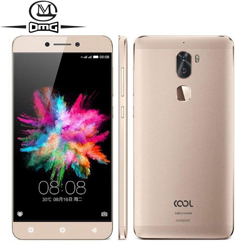 LeEco Coolpad Cool 1 C103 4G Smartphone MSM8976 Octa Core 4000mAh Android 6 0 5 5
