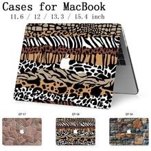 Nouveau pour ordinateur portable MacBook Case housse housse tablette sacs chauds pour MacBook Air Pro Retina 11 12 13 15 13.3 15.4 pouces Torba