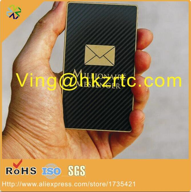 Compare prices on promotional business cards online shoppingbuy low price promotional metal card black metal business cardschina mainland reheart Gallery