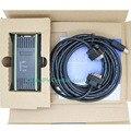USB MPI Кабель для Программирования S7 200/300/400 plc программа PC Адаптер Profibus/MPI/PPI Win7 64bit