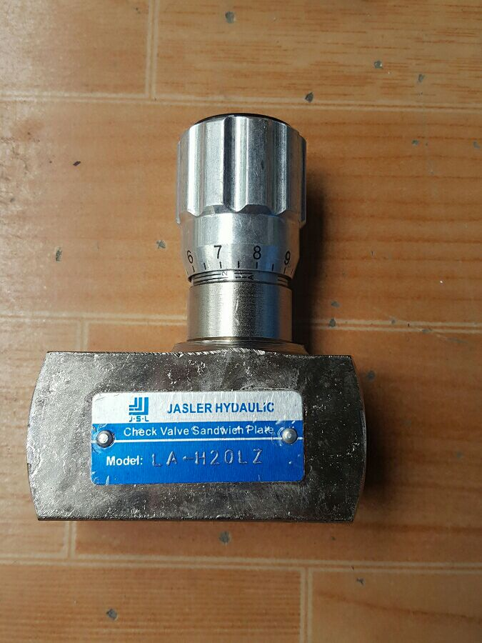 3/4 inch hydro-cylinder throttle valves/throttle control check valves/metering flow control valve use for injection machine цена