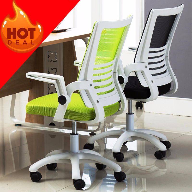 factory price simple office chair gaming swivel chair computer Internet cafe seat reclining chair playing chair цена