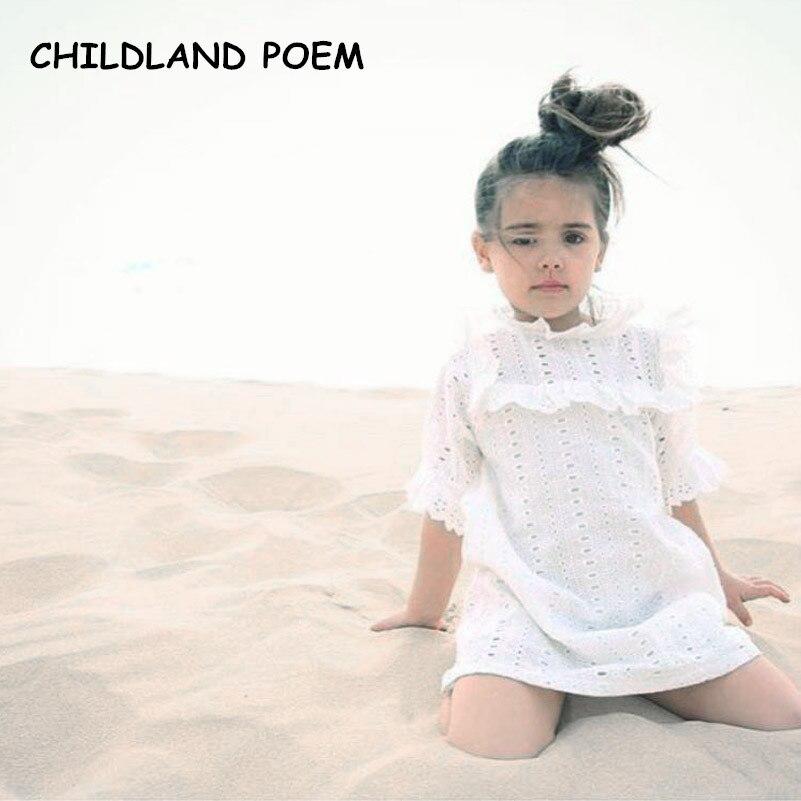 Платья для детей в стихах