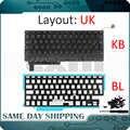 Новый ноутбук A1286 Великобритании клавиатура для Apple Macbook Pro 15,4