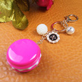 Корейская версия новой акриловые конфеты цвета Macarons брелки небольшой подарок мешок Кулон