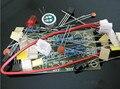 1 шт. + 5 В Голосовое управление переключатель люкс DIY комплекты продажи электронных схем с высоким качеством