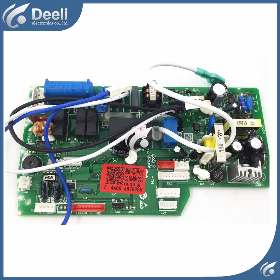 цена на 100% new good working for Air conditioning computer board KFRD-27GW/RQXF KFRD-35GW/RXF 0010404079 circuit board