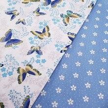 100% sábana de algodón de los niños de algodón de Patchwork tela de costura DIY edredón de material para acolchar grueso para niño y bebé