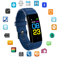 New Smart Bracelet Men Women Heart Rate Monitor Blood Pressure Fitness Tracker Smartband Sport for ios android+BOX PK Miband 2 3 sport smart bracelet heart rate monitor ip67 fitness bracelet tracker smart wristband bluetooth for android ios pk miband 2