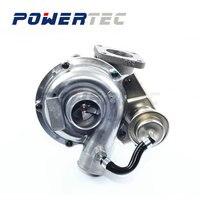 Turbine complete turbo charger For Isuzu Rodeo 3.0 TD 4JH1 TC 130 HP VIEK VIDW full turbocharger VB430093 / VA430093 balanced
