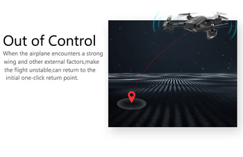 GPS RC Drone with 1080P Camera - SG900 SG900S 5