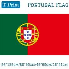 90*150 см/60*90 см/40*60 см/15*21 см флаг Португалии 3x5ft национальный флаг для Кубка мира/Национальный день/Олимпийские игры