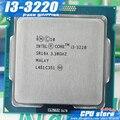 Бесплатная Доставка Intel Core I3 3220 3 М Кэш 3.3 ГГц L3 = 3 М LGA 1155 TDP 55 Вт рабочего ПРОЦЕССОРА i3-3220 процессор (рабочая 100%)