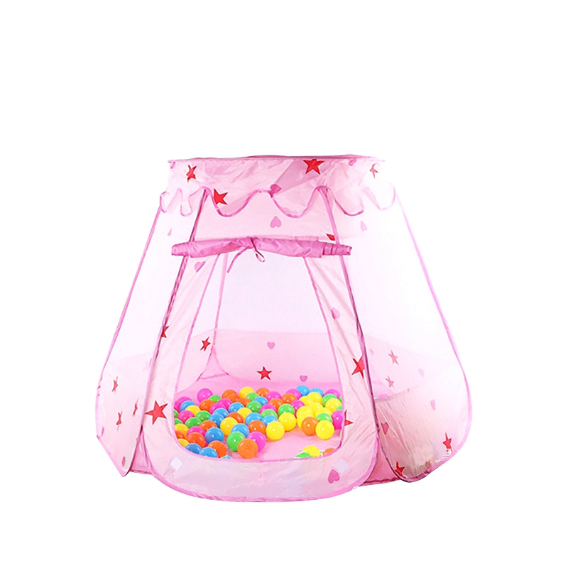 New Lovely Big Princess Playing Tent For Kids Toy Play House Children Toys Indoor Outdoor Tent for Children Christmas Toy Gift