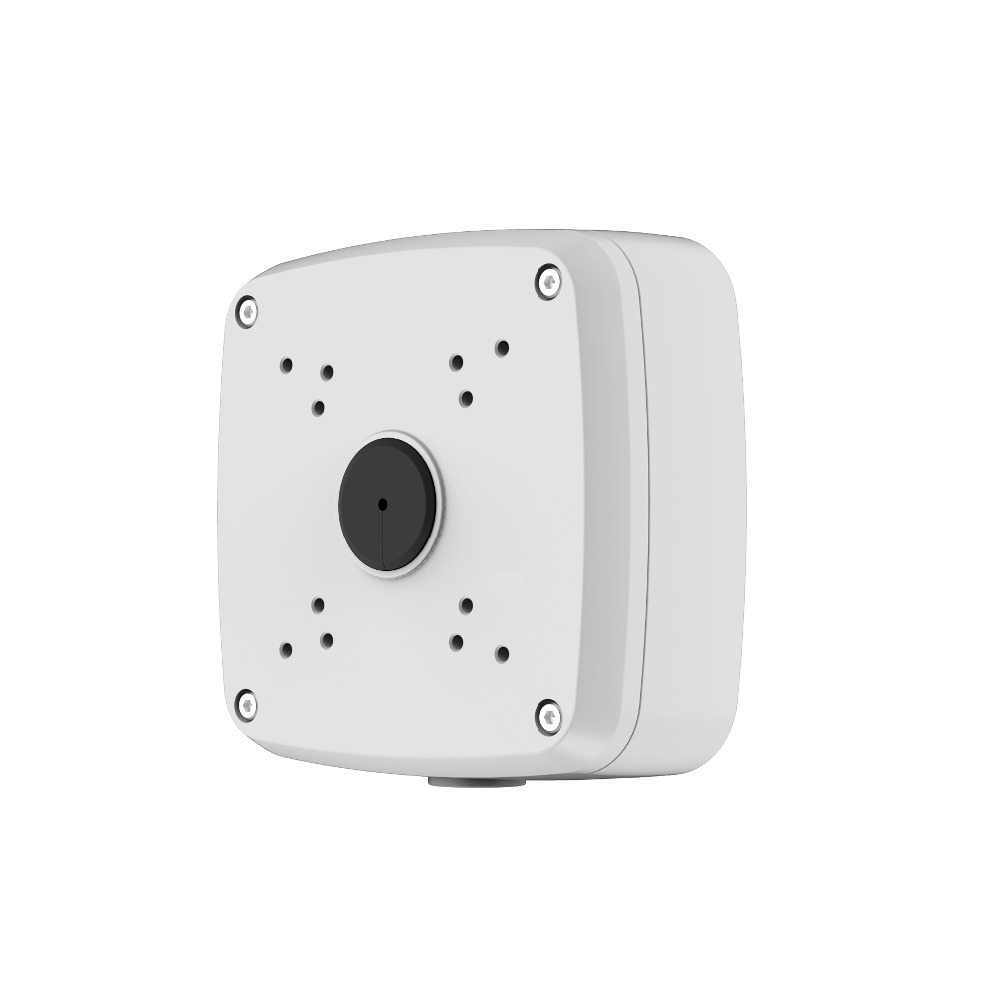 Aluminum Material Water-proof CCTV Junction Box Bracket Mount PFA121 For IP bullet Camera housing Surveillance Accessories ds 1602zj box pole ptz camera vertical pole mount bracket with junction box