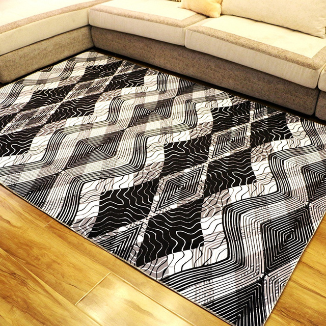 Famiglia semplice soggiorno sedia da tavolo tappeto 80x120 cm ...