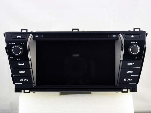 Navirider Eight Core Android 7 1 1 4GB ram car DVD player for TOYOTA COROLLA 2014