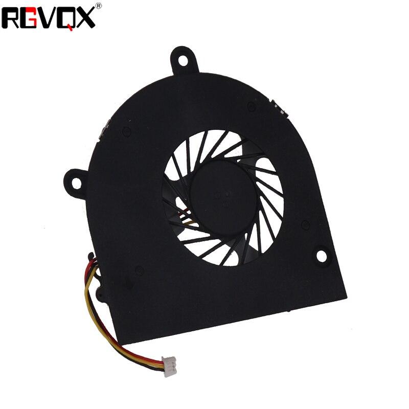 Купить с кэшбэком New Laptop Cooler Fan For Toshiba Satellite L675D A660 A665 L675 C660 For Gateway NV53 For ACER TravelMate 5740 aspire 5552 5741