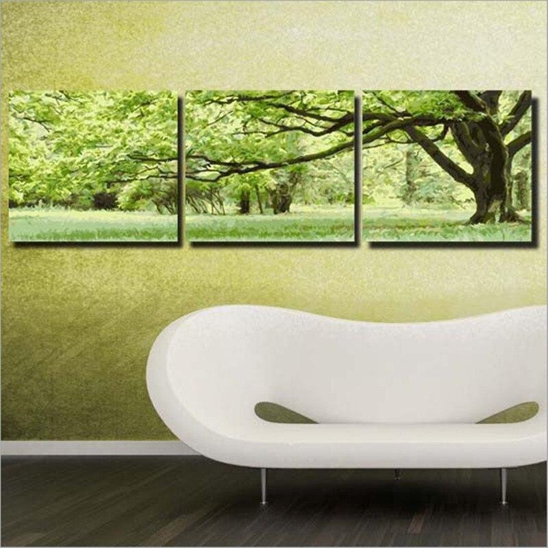 acquista all'ingrosso online dipinti albero da grossisti dipinti ... - Dipinti Per Camera Da Letto