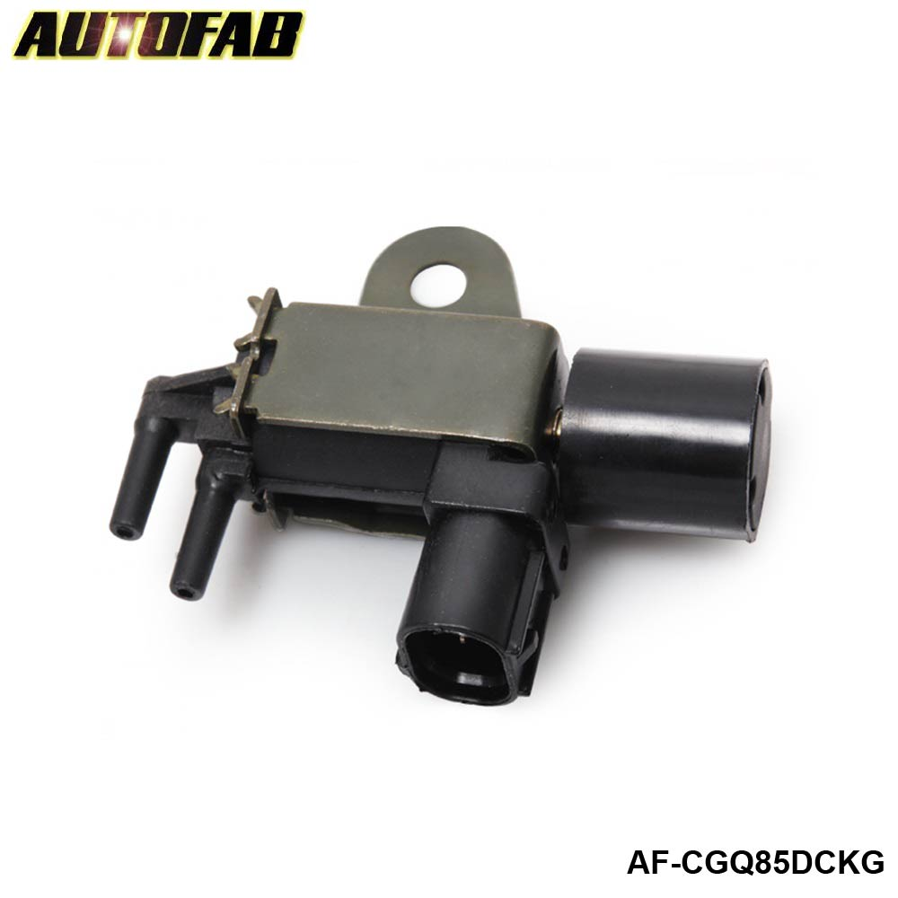 Vacuum Solenoid Switching Valve Universal Fit For Exhaust Control Valve AF-CGQ85DCKG enlarge
