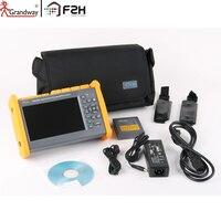 GRANDWAY F2H 1310/1550nm 26/24 dB Built in Visual Fault Locator (VFL) & Power meter (PM) SM Optical Fiber OTDR Tester