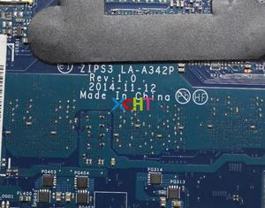 Image 4 - for Lenovo ThinkPad Yoga 12 FRU: 00HT705 i5 5200U 8G RAM ZIPS3 LA A342P Laptop Motherboard Mainboard Tested