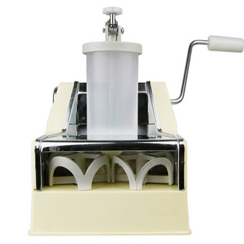 Small manual pelmeni dumpling maker machine for home use low energy consumption dumpling maker machine