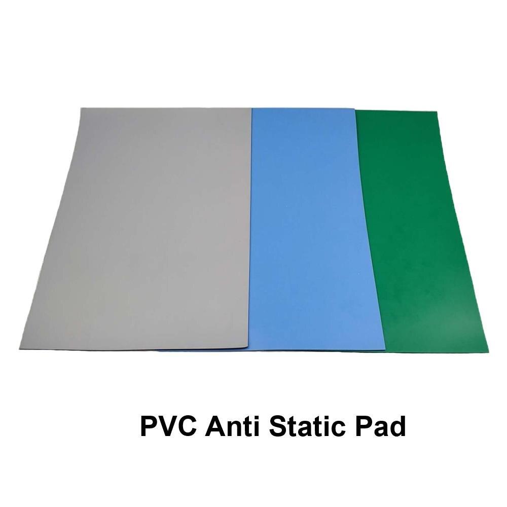 Tapis antistatique ESD tampon de travail PVC caoutchouc téléphone Mobile réparation PC ordinateur portable tablettes fixer outils de Maintenance électroniques tapis environnemental