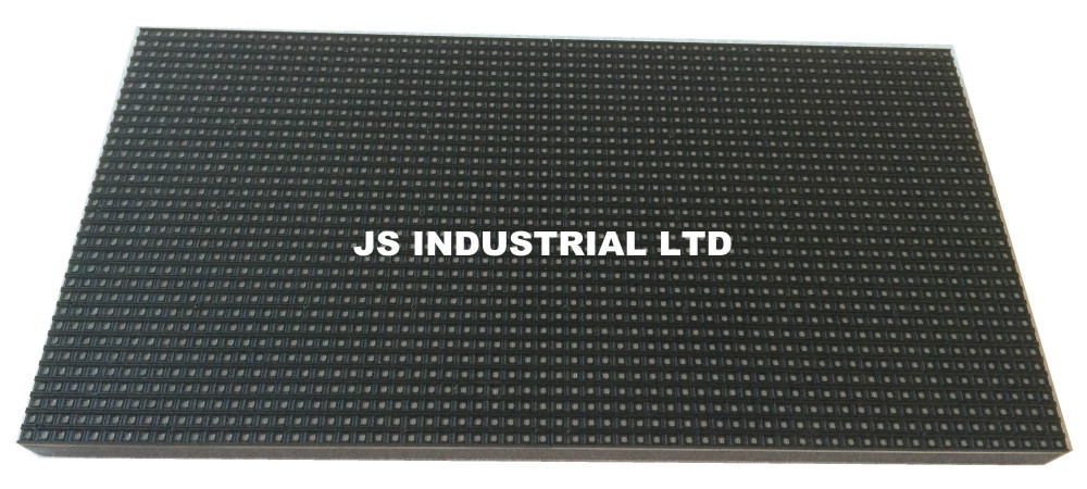 Free Shipping P4 Indoor SMD 3in1 Full Color Led Panel Display Module - 256*128mm - high quality