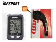 Я gps порт gps компьютер Водонепроницаемый IPX6 Беспроводной спидометр велосипед цифровой секундомер Велоспорт Спидометр велосипед спортивный компьютер