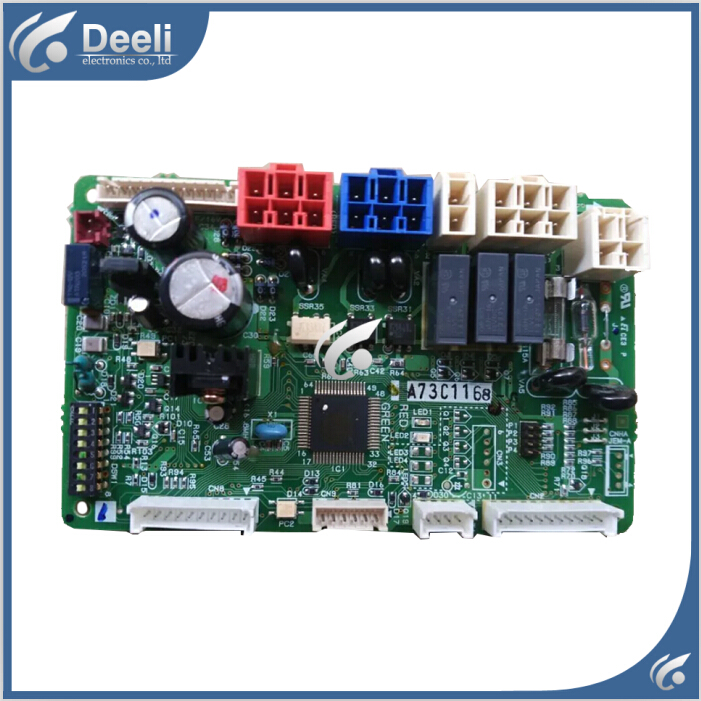 95% new & original for air conditioning board A73C116B A73C1168 control board Computer board 95% new