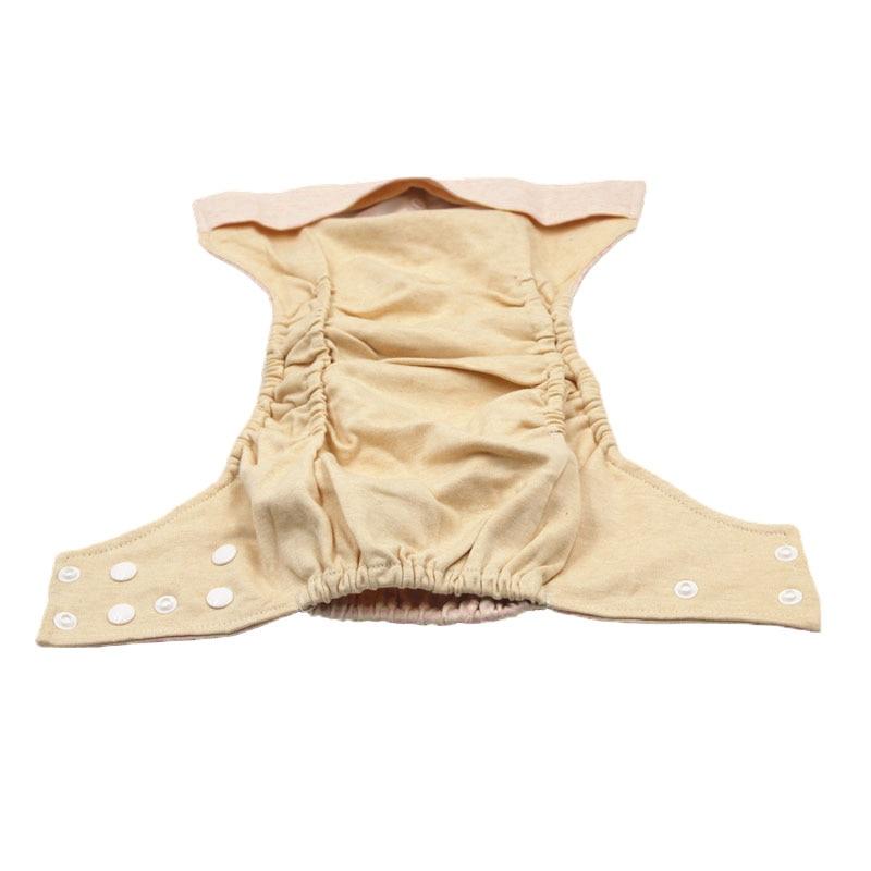 100% katoenen waterdichte doekluier met katoenen Binnen One Size Baby - Luiers en zindelijkheidstraining - Foto 4