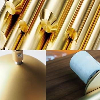 Simple Moderno Blanco Lechoso Vidrio Sombra Oro Colgante Para El Cuerpo Cobre Ligero Arte Lámpara Cuerpo Vino Bar Decorar Droplight Italia Diseño