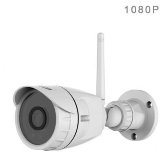 Full HD 1080P 2MP WIFI IP Bullet Camera IR Night Vision