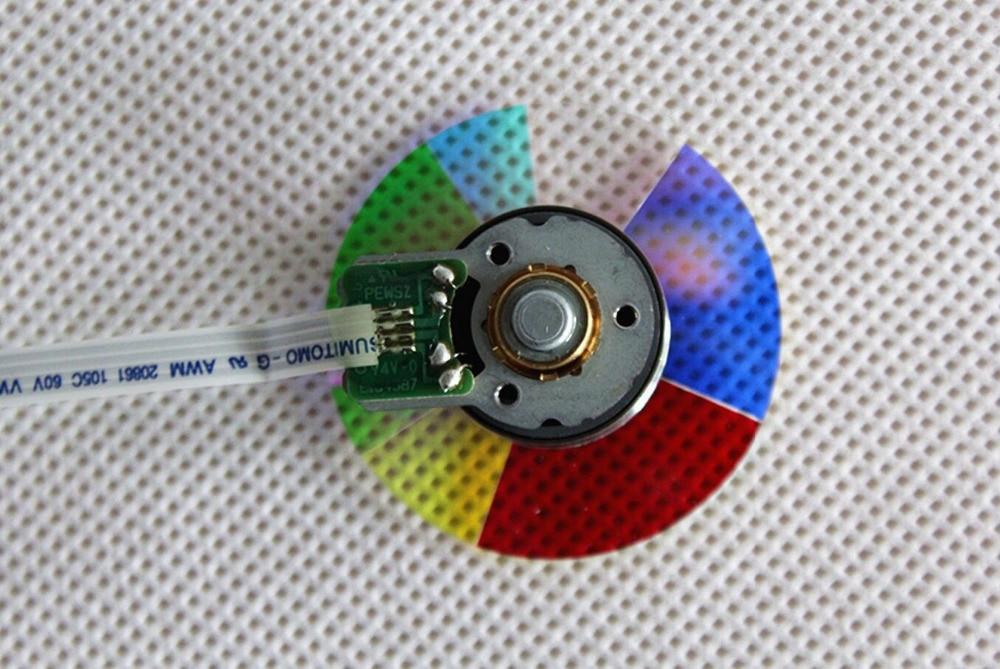 Wholesale Original DLP Projector color wheel  for Sanyo DSU30 Color wheel